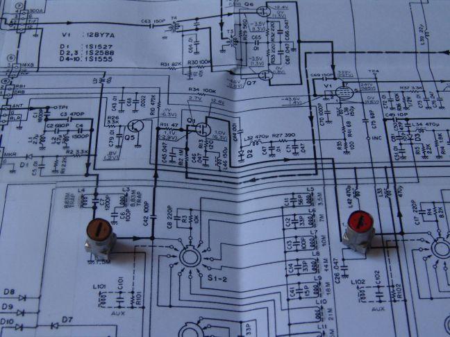 ts830 small 003 ts830 repair Single Phase Transformer Wiring Diagram at bakdesigns.co